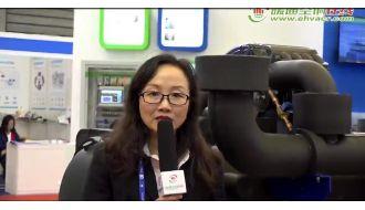 视频采访-苏州必信空调有限公司产品应用总监-孙洁