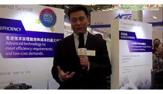 视频采访-艾默生商住解决方案环境优化技术中国区副总裁-殷光文