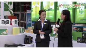 视频采访-华美节能科技集团副总经理-宋玲珍