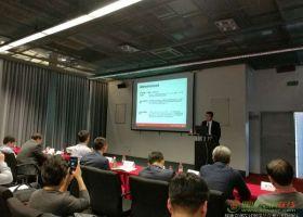 专题回顾   必信空调出席2017中国制冷展主题论坛