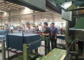 我国第一阶段HCFCs生产线转换改造项目验收