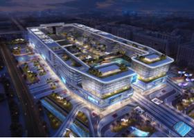 广州国际医药港项目采用麦克维尔空调