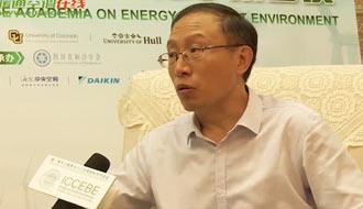 人物专访:清华大学李先庭教授