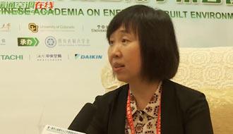 人物专访:西安建筑科技大学王怡教授