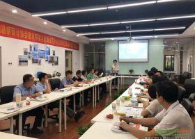 中勘协建筑环境与能源应用分会天津市工作部第二次常务理事会成功召开