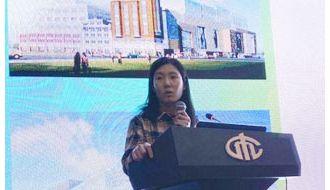 刘娜:天津天河城购物中心工程