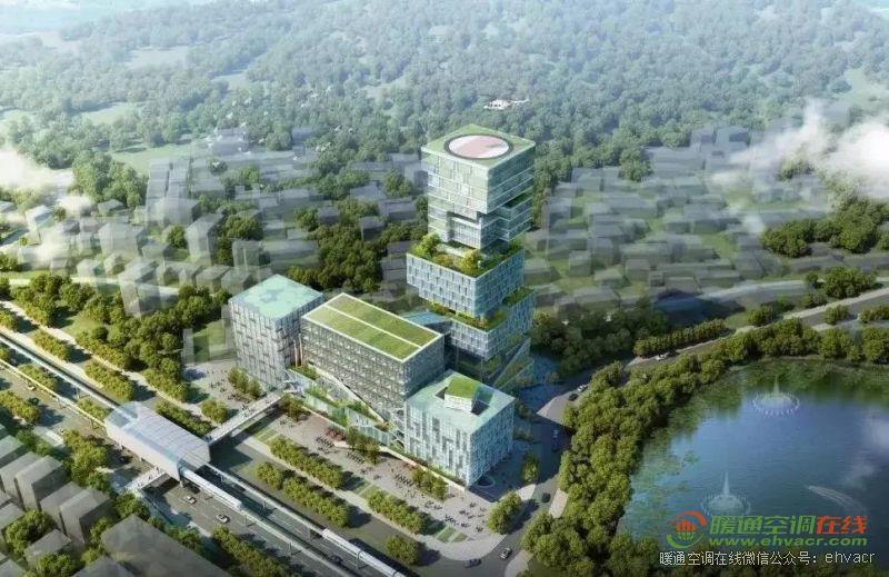 11深圳建科院未来大厦