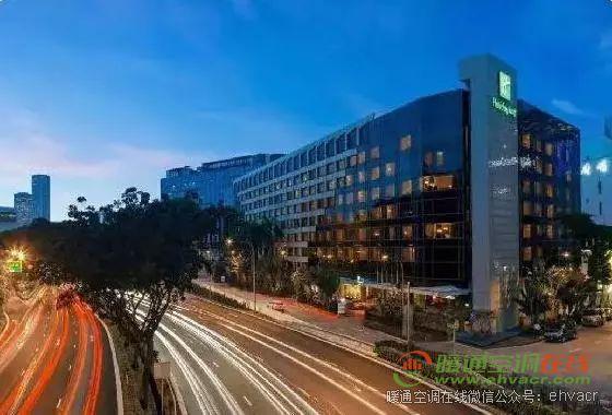 16新加坡Holiday Inn Orchard假日酒店
