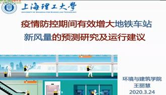 防疫期间有效增大地铁车站新风量的预测研究及运行建议