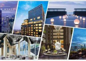 麦克维尔户式水机搭配智能三恒系统,打造不一样的柏悦酒店!