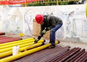 """沙坡头区3246户农家""""煤改气""""用上清洁能源"""